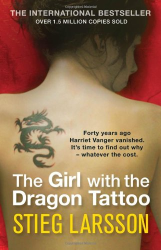 the book 'The Girl with the Dragon Tattoo' and decided to review it.