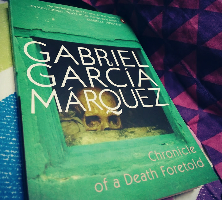 a literary analysis of angela vicarios relationships in chronicle of a death foretold by gabriel gar Chronicle of a death foretold gabriel garcía márquez context gabriel garcía márquez was born in aracataca, colombia, in 1928, the eldest of sixteen childrenafter graduating from the university of bogota, he worked as a reporter for the colombian newspaper el espectador and as a foreign correspondent in rome, paris, barcelona, caracas, and new york.