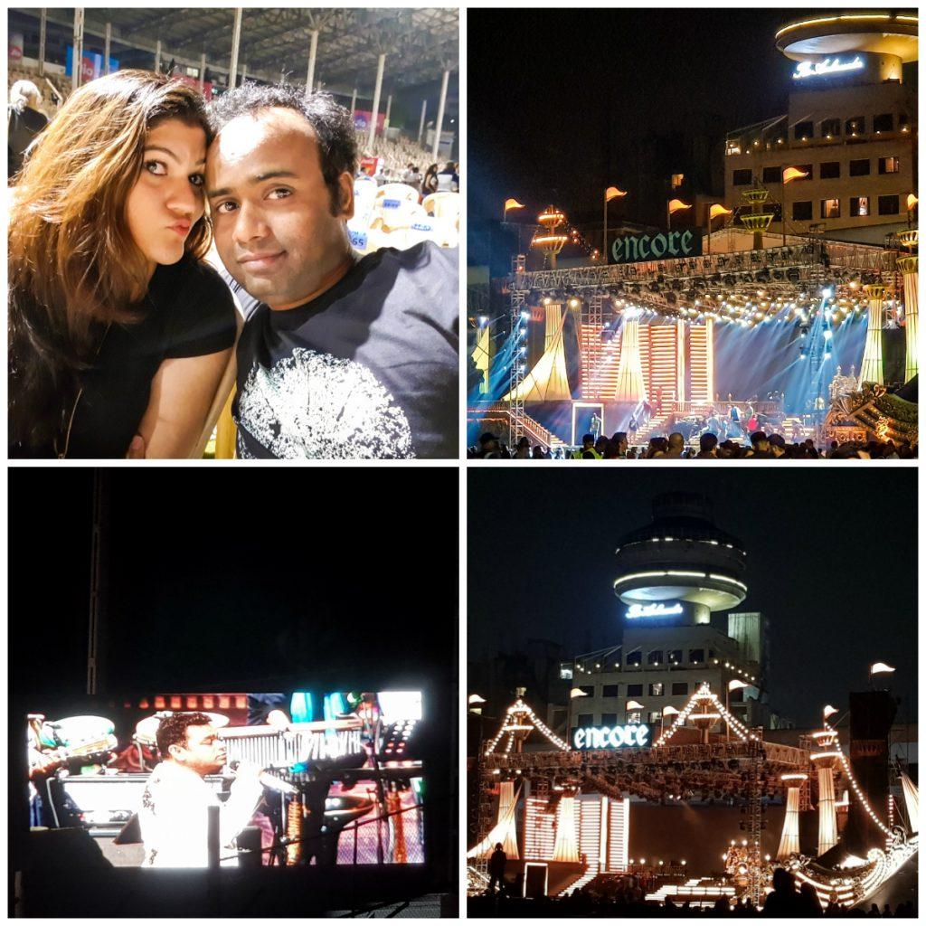 Rahman Concert